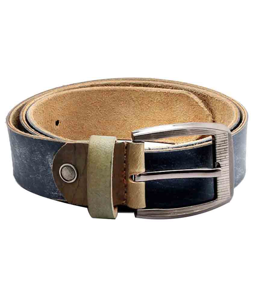 Junckers Multi Leather Casual Belts