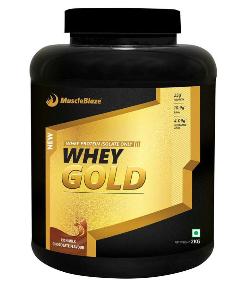 Nutrition Chocolate Whey Protein