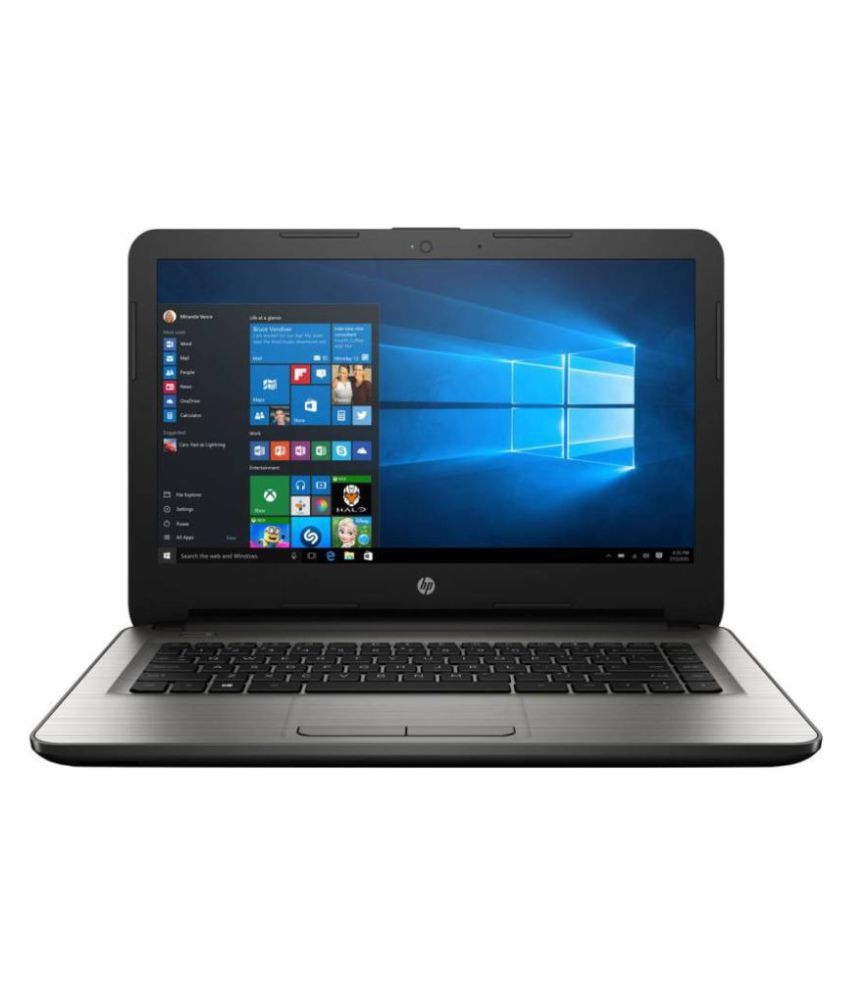 HP Pavilion 15-BA042AU Notebook AMD APU E2 4 GB 39.62cm(15.6) DOS Not Applicable Black