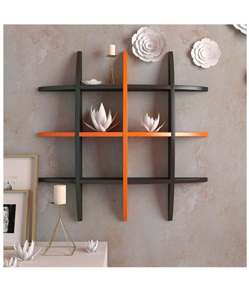 wooden art toys floating shelf wall shelf storage shelf rh snapdeal com