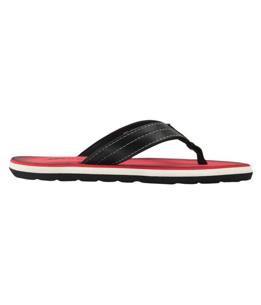 f1c571a96c5c Hilux Lite.01 Black Thong Flip Flop Price in India- Buy Hilux Lite ...