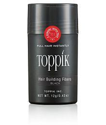 Toppik Hair Building Fibers Hair Fibers Black 12 Gm