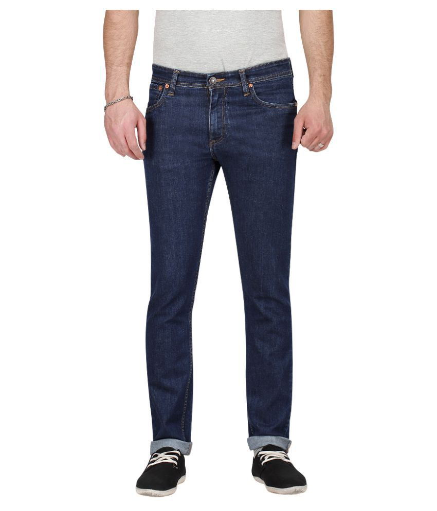 Levi's Blue Slim Jeans