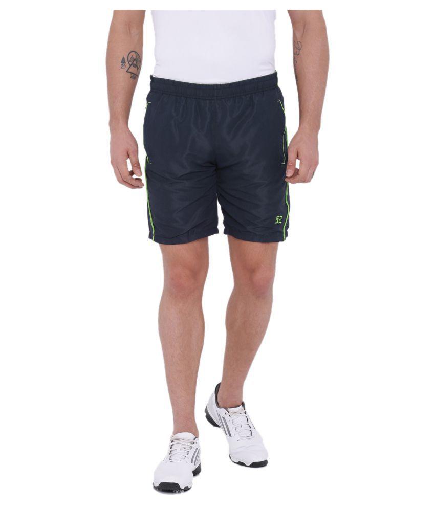 Sports 52 Wear Blue Shorts