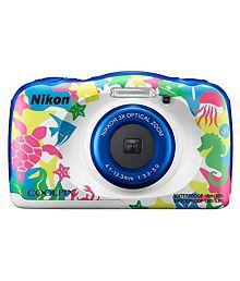 Nikon W100 Water Proof 13.2 MP Digital Camera