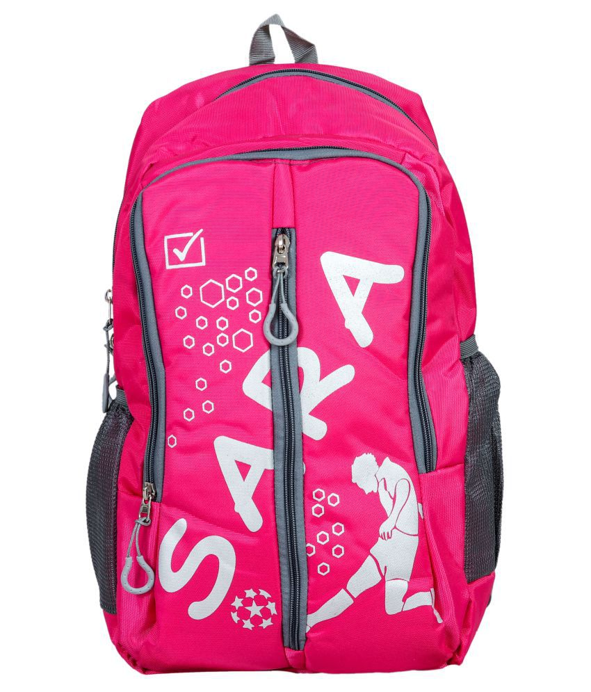 1c80129b26f40 SARA SOLID SCHOOL BAG FOR GIRLS - Buy SARA SOLID SCHOOL BAG FOR GIRLS Online  at Low Price - Snapdeal