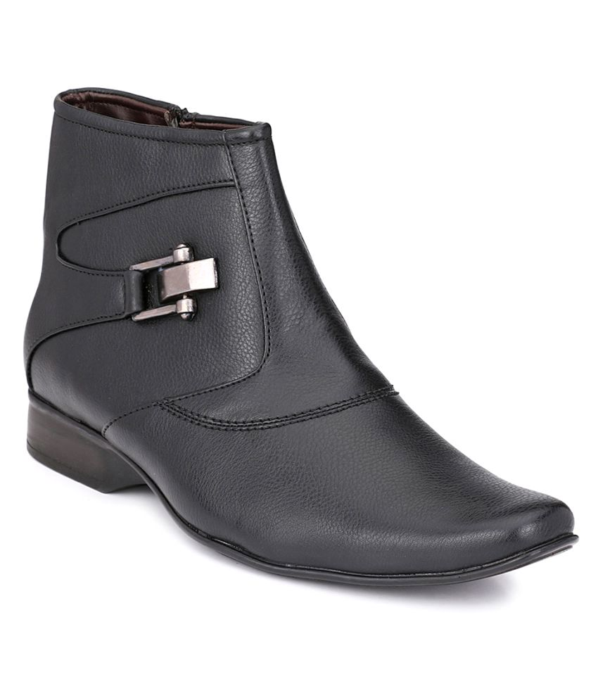 Levanse Black Party Boot