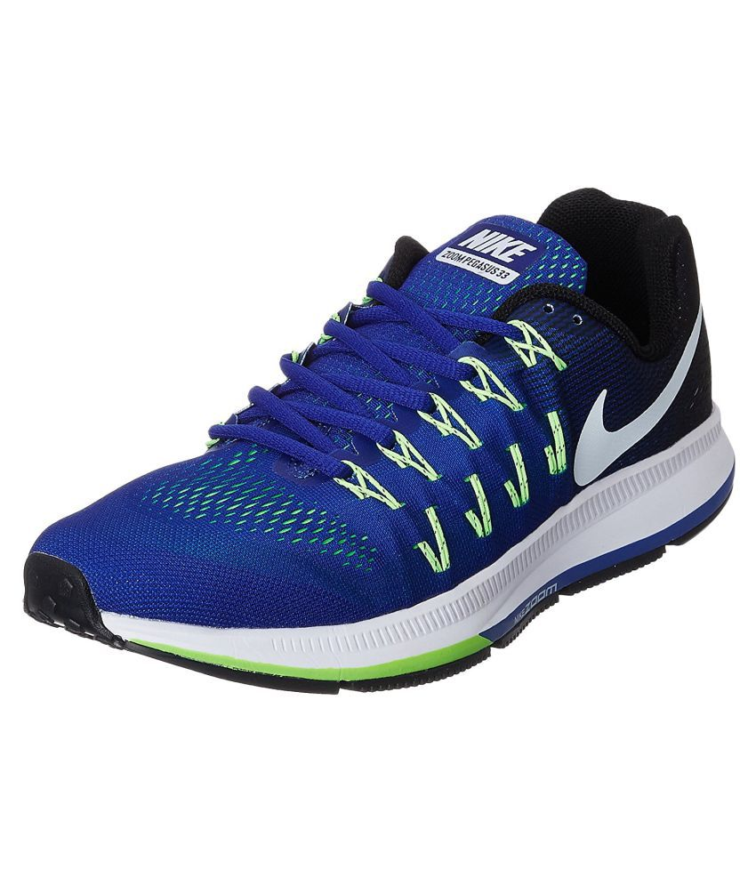 reputable site 92e66 47f0a Nike Zoom Pegasus 33 Running Shoes - Buy Nike Zoom Pegasus 33 Running Shoes  Online at Best Prices in India on Snapdeal