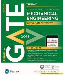 GATE Mechanical Engineering 2018