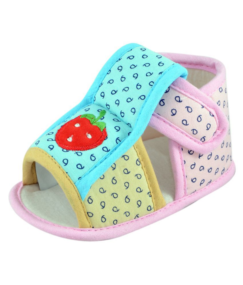 Infant Sandal For Baby Girl and Boy Age