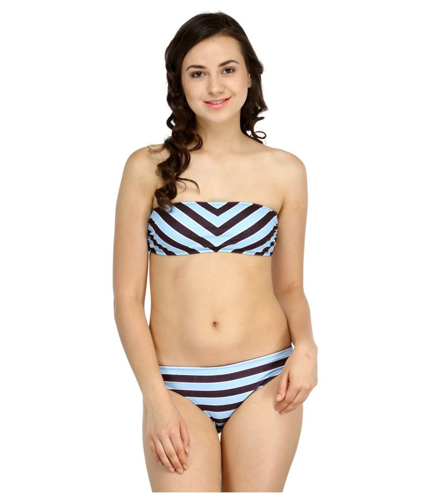 c0418e14330f Buy N-Gal Nylon Bikini Online at Best Prices in India - Snapdeal