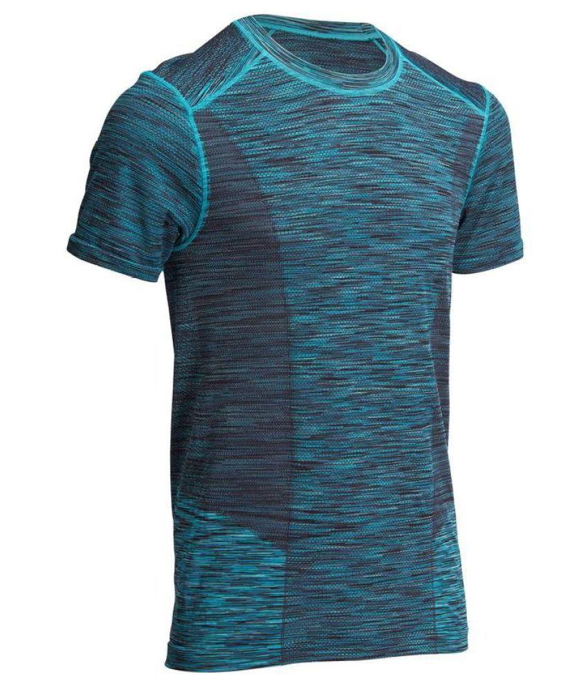 DOMYOS Yoga Seamless T-shirt
