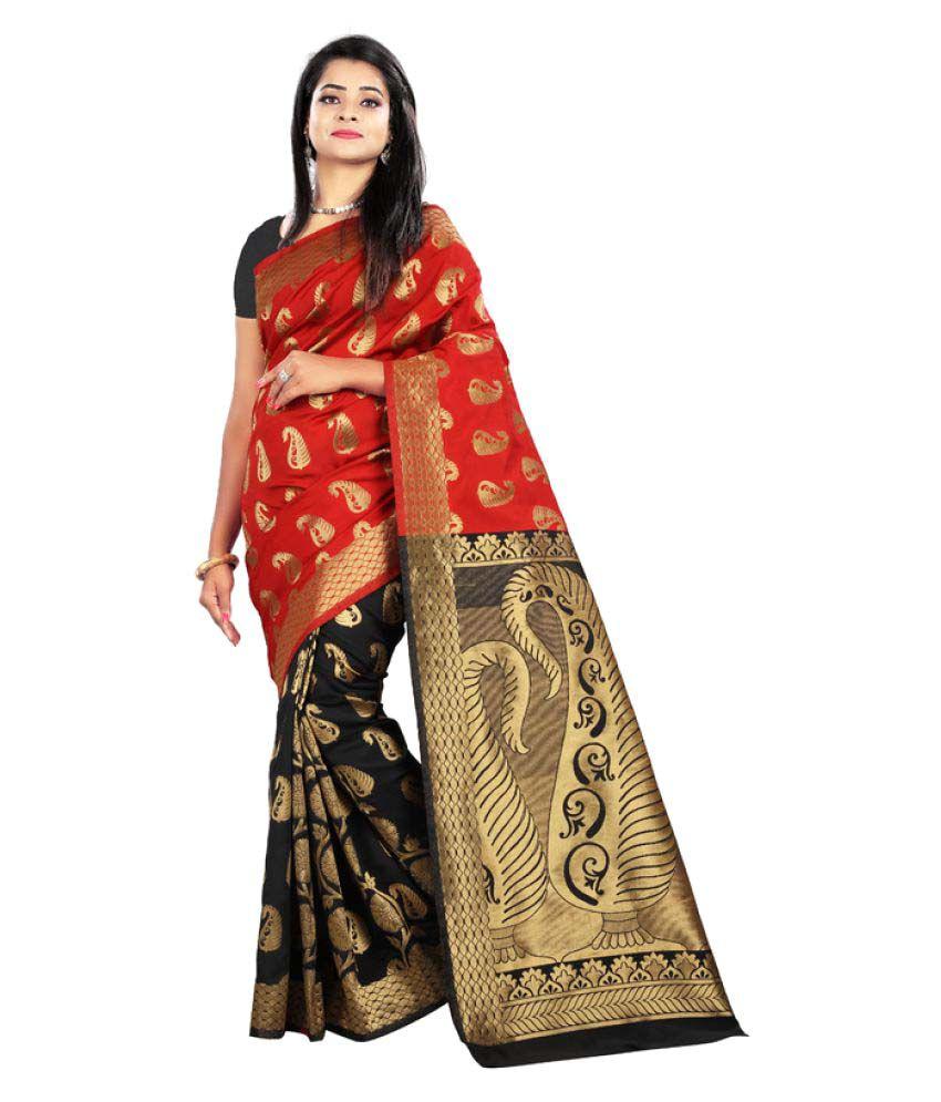 Saloni Designer Multicoloured Kanchipuram Saree