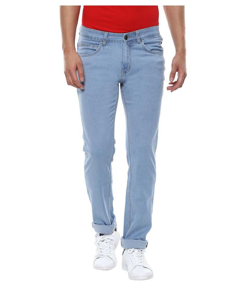 London Bridge Light Blue Slim Jeans