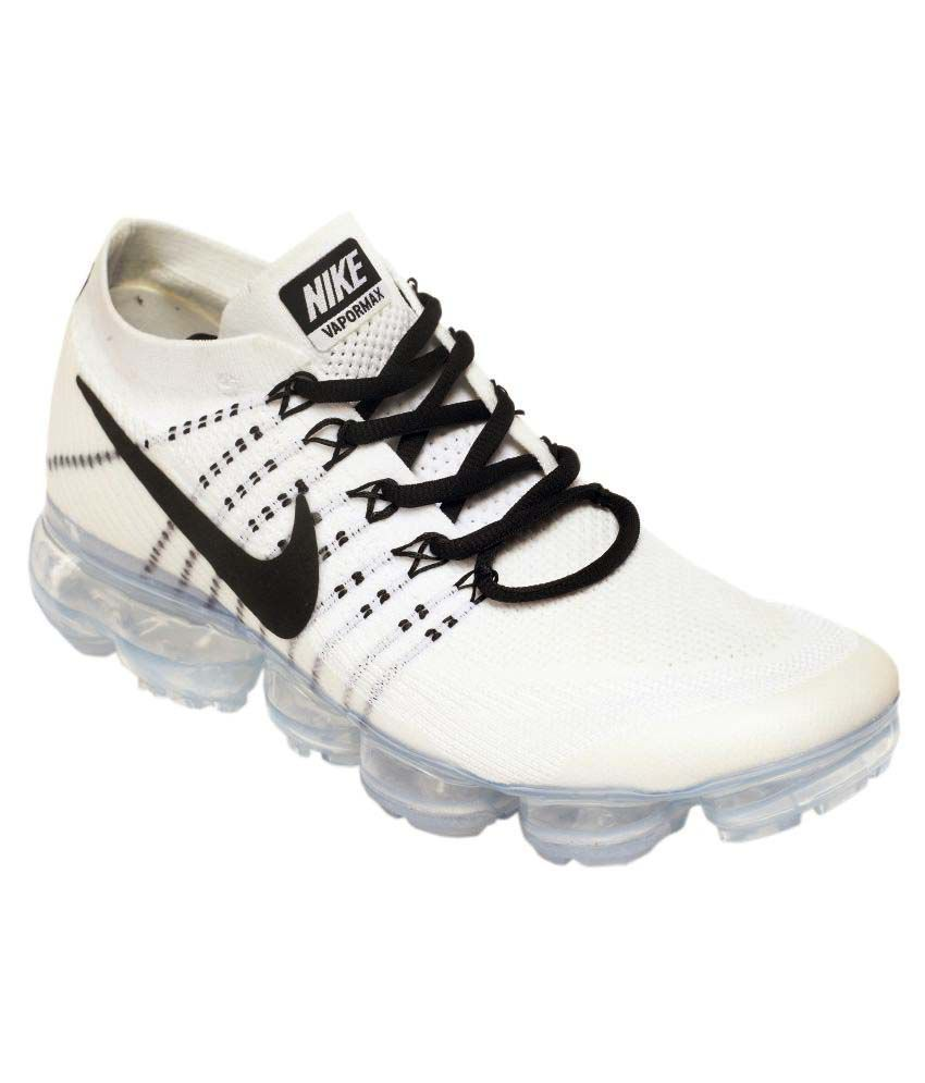 Nike Air Max Vapormax Flyknit Running Shoes - Buy Nike Air Max Vapormax  Flyknit Running Shoes Online at Best Prices in India on Snapdeal 4d0798c1ac851
