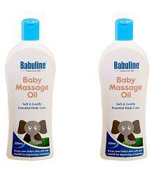 Babuline Baby Massage Oil 200ml (Pack Of 2)