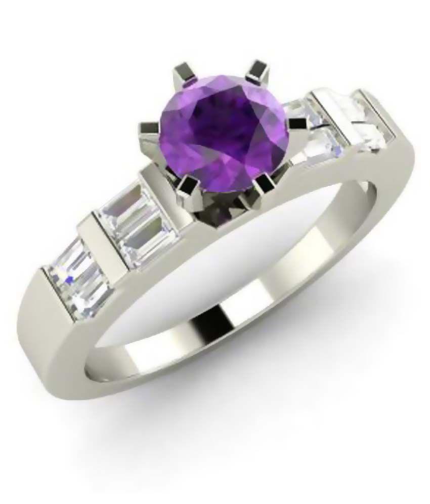 Caitali 92.5 Silver Ring