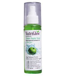 Nutriglow Skin Balancing Green Apple Toner With Vitamin A,C & E Skin Tonic 120 Ml