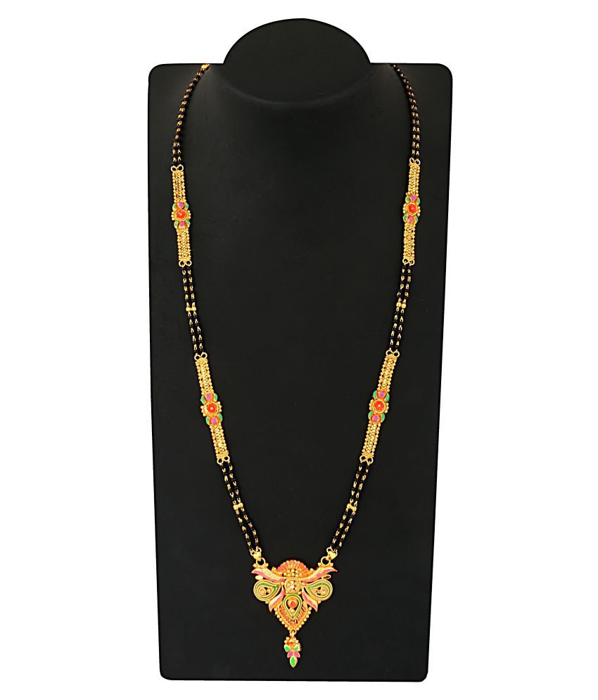 Indian 22k Gold Plated Wedding Necklace Earrings Jewelry: Indian 22k Gold Plated Jewelry