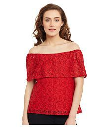 Femella Lace Regular Tops