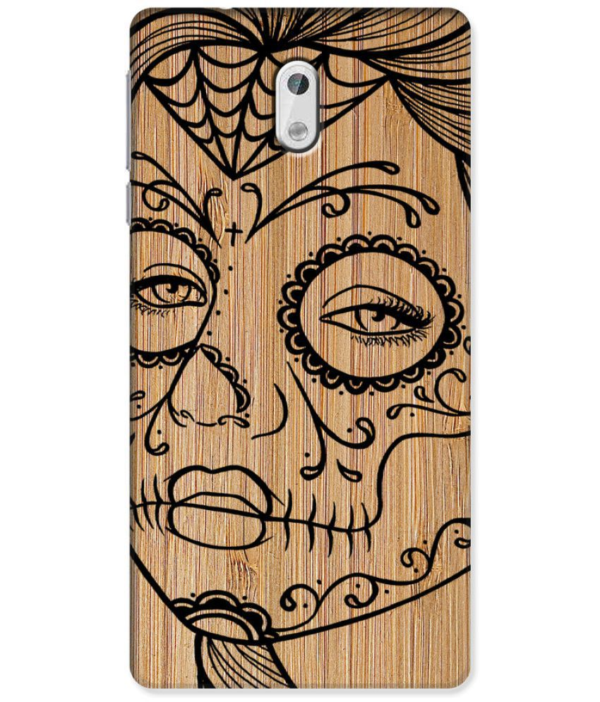 Nokia 3 3D Back Covers By Aman