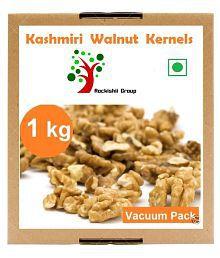 KASHMIRI Shelled Walnuts (Akhrot) Premium 1 Kg Pack Of 4