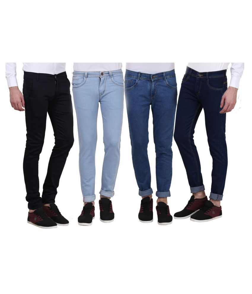 X-Cross Multi Slim Jeans