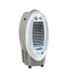 Bajaj 20 Ltr PC 2012 Personal Cooler - White/Grey-For Small Room