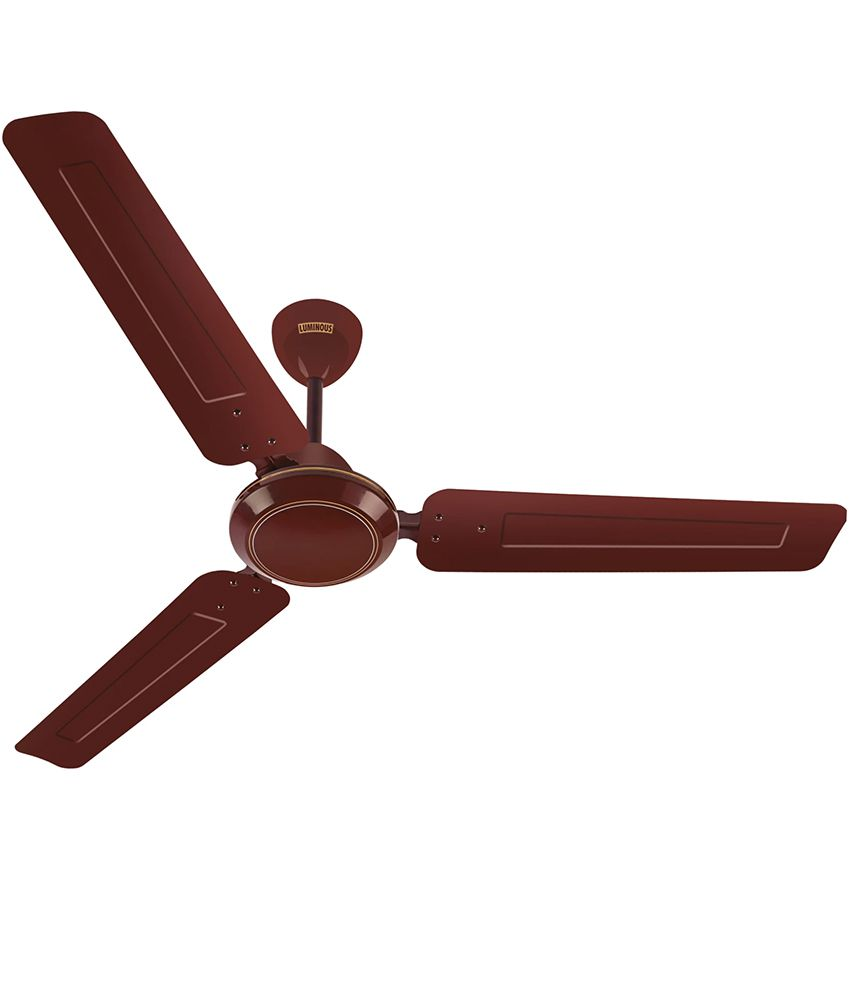 Luminous 1200 mm morpheus ceiling fan price in india buy luminous luminous 1200 mm morpheus ceiling fan aloadofball Images