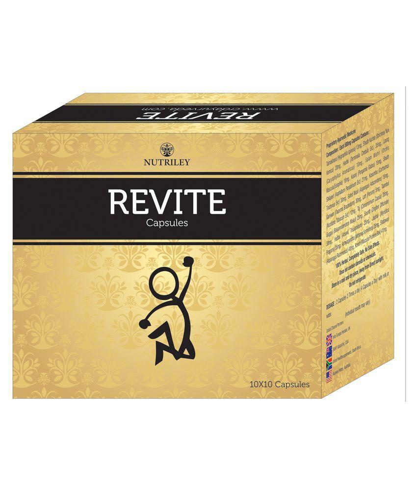 CRD Ayurveda Revite Pack of 1