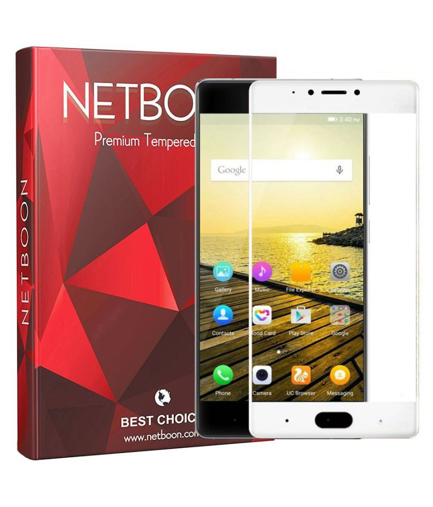 Gionee S8 Tempered Glass Screen Guard By NETBOON