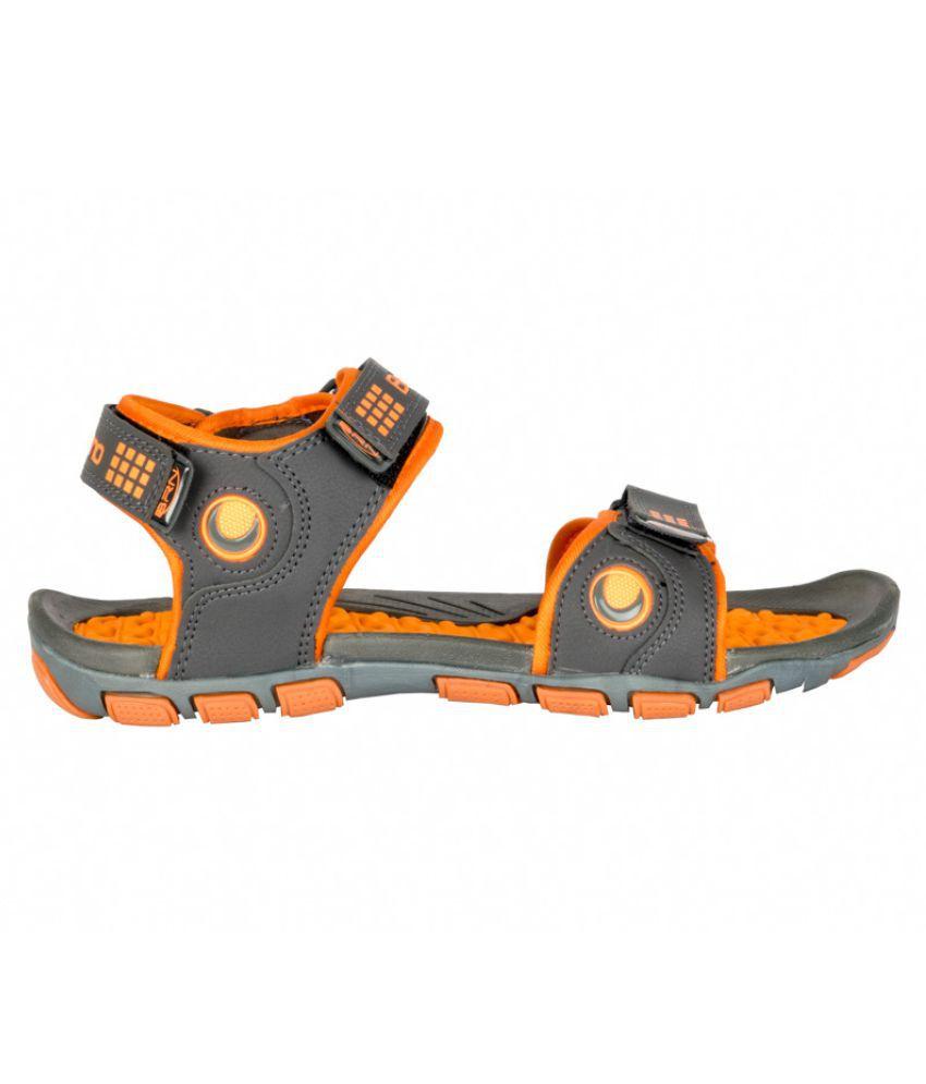b7fc489466f Brano SUPER 1 Gray Floater Sandals Brano SUPER 1 Gray Floater Sandals ...