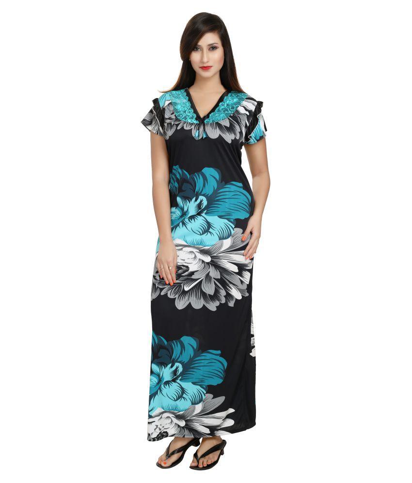 Diljeet Lycra Nighty & Night Gowns