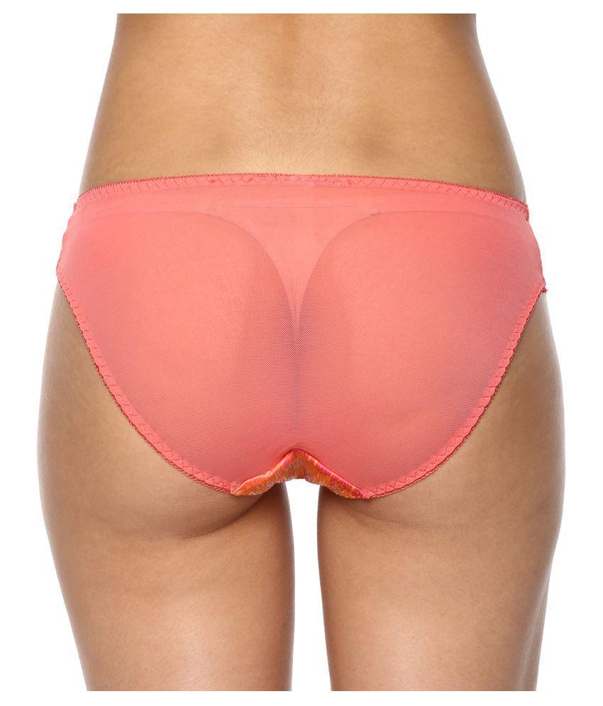 4bb5f6a65 Buy Blush By PrettySecrets Nylon Bikini Panties Online at Best ...
