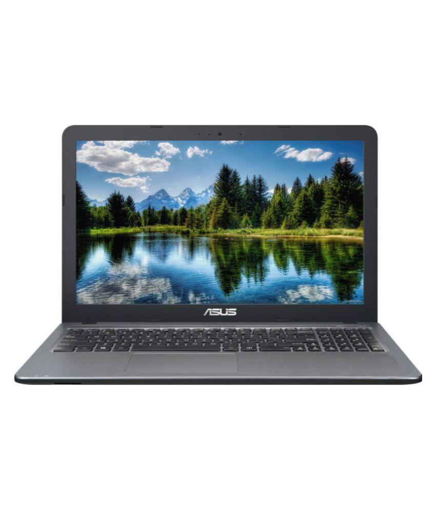 Asus X540SA-XX366D (Intel Celeron- 4GB RAM- 1TB HDD- 39.62cm(15.6)- DOS) (Silver)