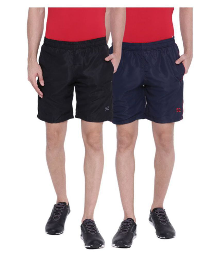 Sports 52 Wear Multi Shorts