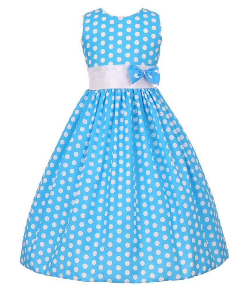 Fairy Dolls Girls Party Wear Cotton Frock Dress - Buy Fairy Dolls ...