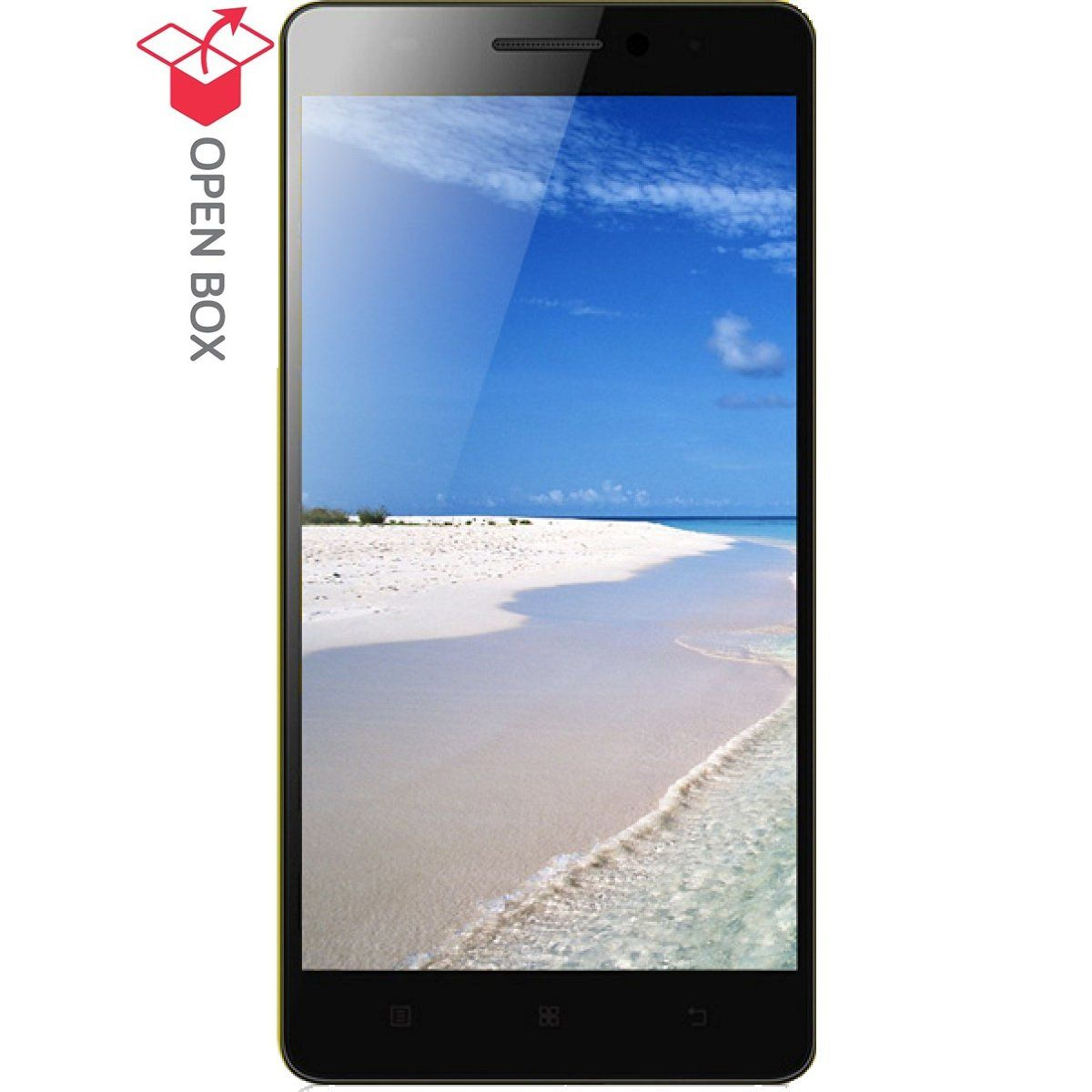 OPEN BOX Lenovo K3 Note Music Edition K50A40 16  GB Black 2   GB RAM available at SnapDeal for Rs.7799