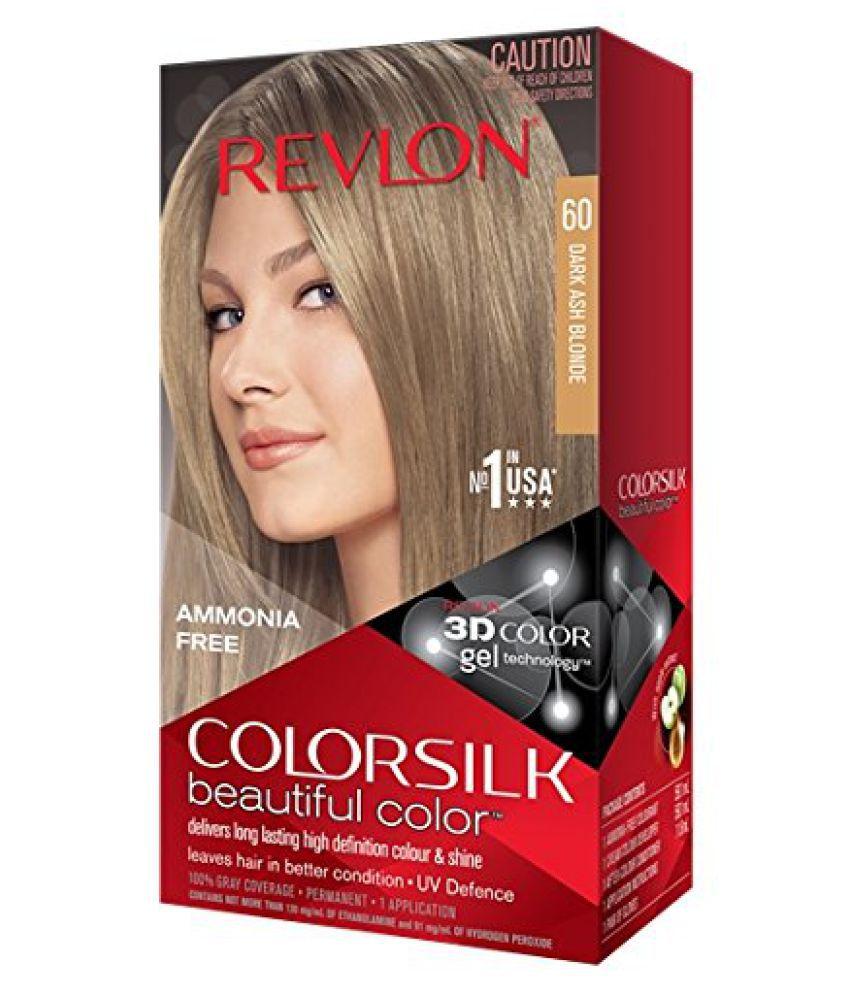 Revlon Temporary Hair Color Blonde 1 gm: Buy Revlon Temporary Hair ...