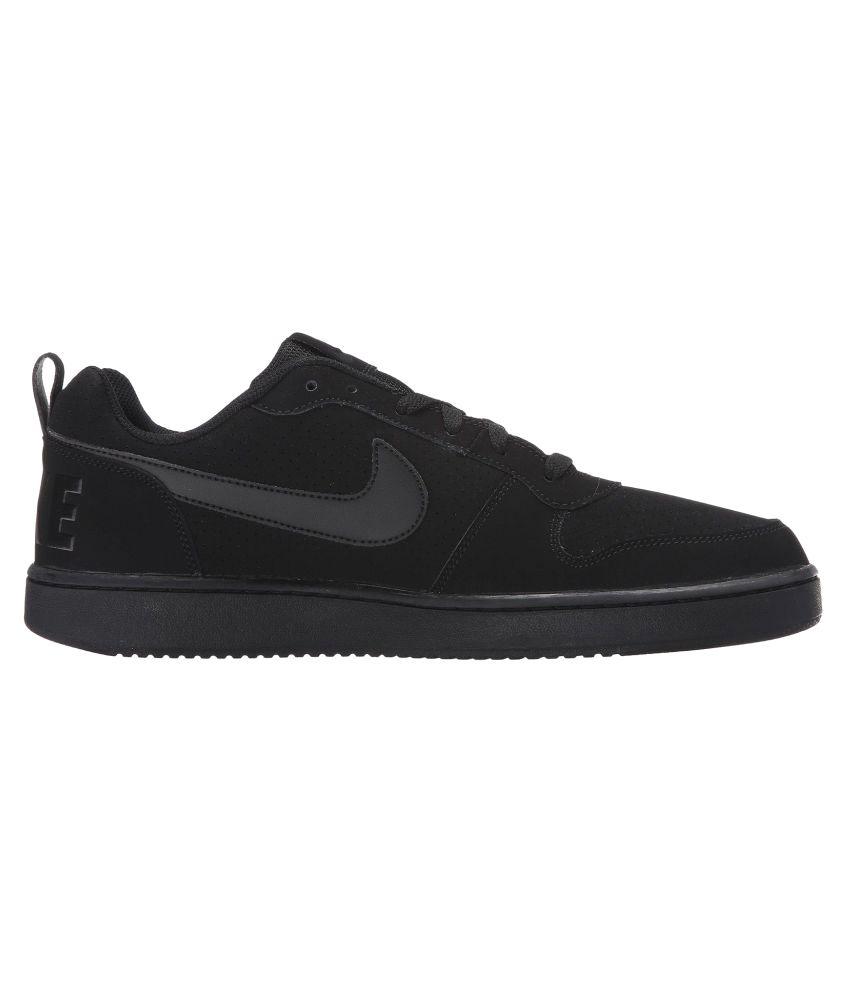 Nike 838937-001 Sneakers Black Casual