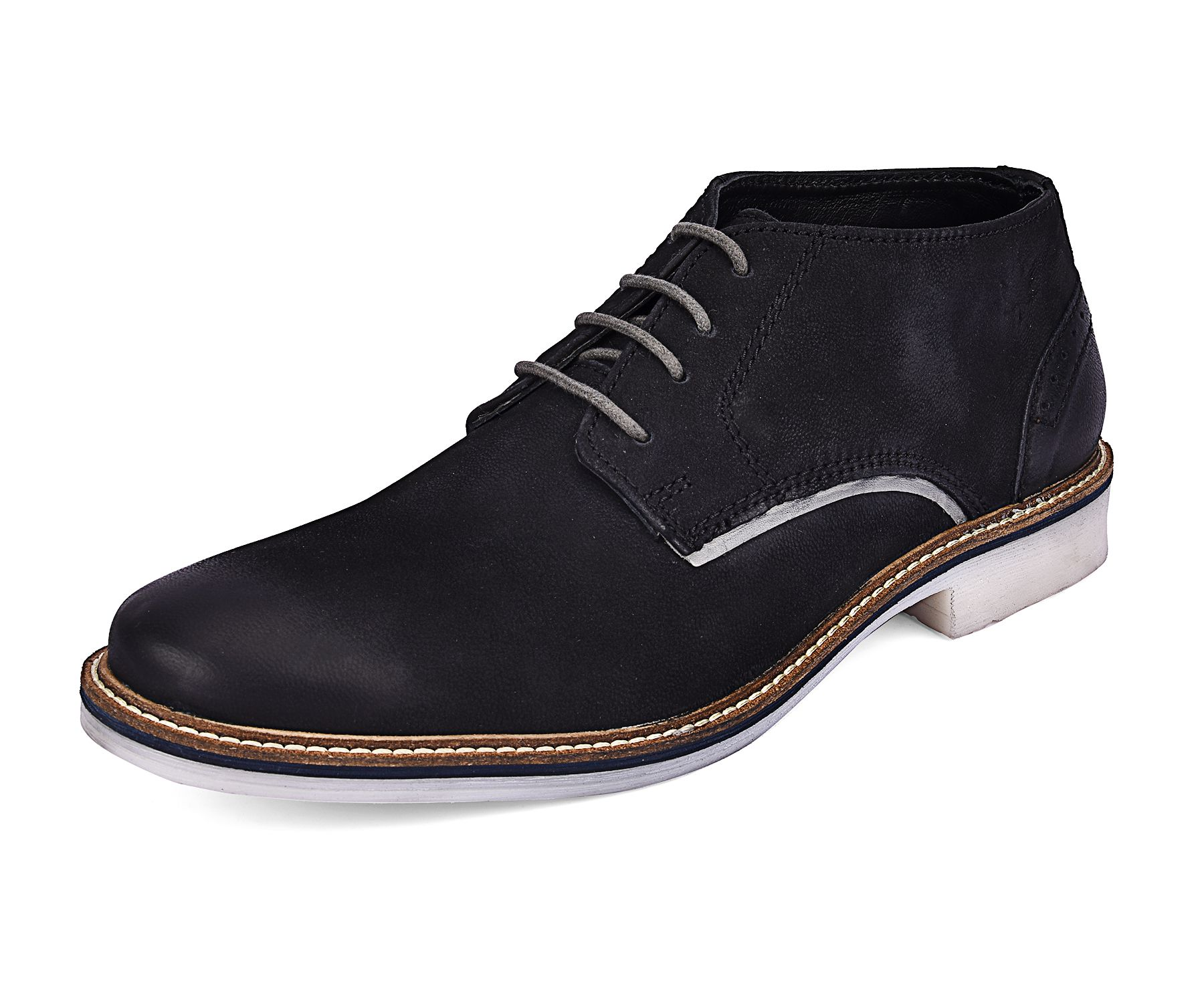 Missimo Black Casual Boot