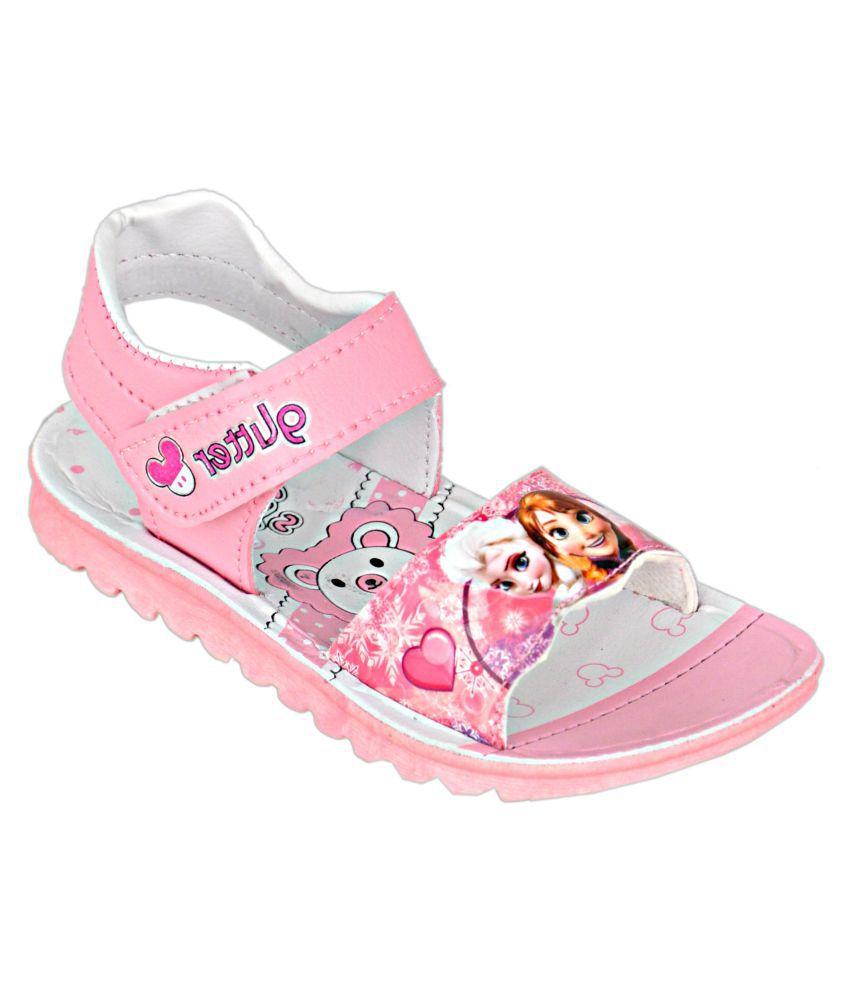 62f7414cdddb Pollo Sandal for Girls Price in India- Buy Pollo Sandal for Girls Online at  Snapdeal