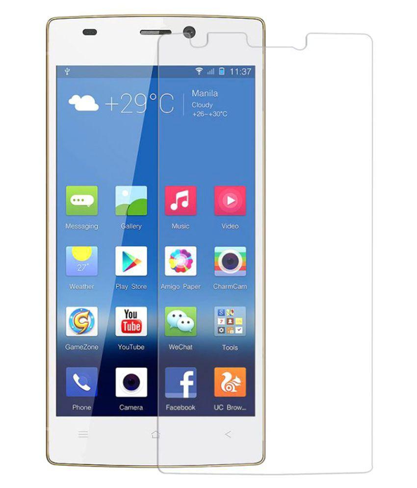 Gionee Elife S5.5 Tempered Glass Screen Guard By Swan HD