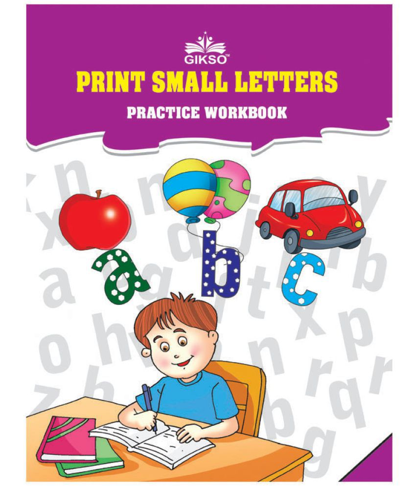Nursery Level (Pre-Primary Set) For Kids - Age 2-5 Years (Practice ...