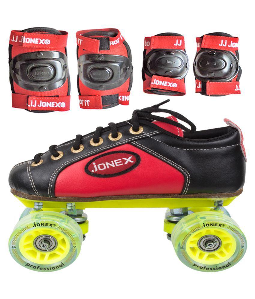 Jonex Quad skates Roller Skates for Kids  Buy Online at Best Price on  Snapdeal 5c2df5d71a