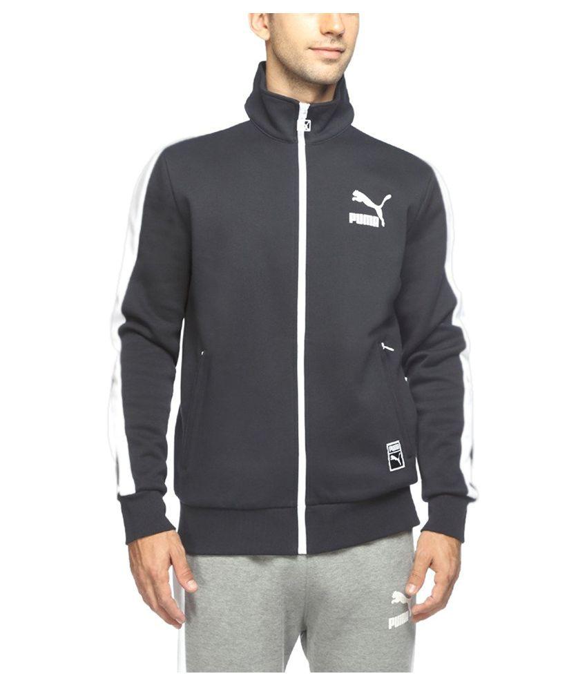 Puma Men's cotton Track Jacket