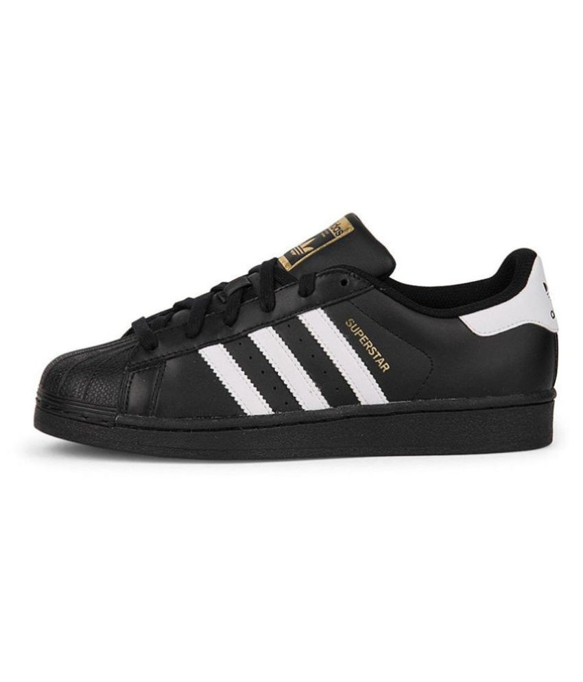 Adidas Superstar Lifestyle Black Casual Shoes - Buy Adidas Superstar ... 601ead480