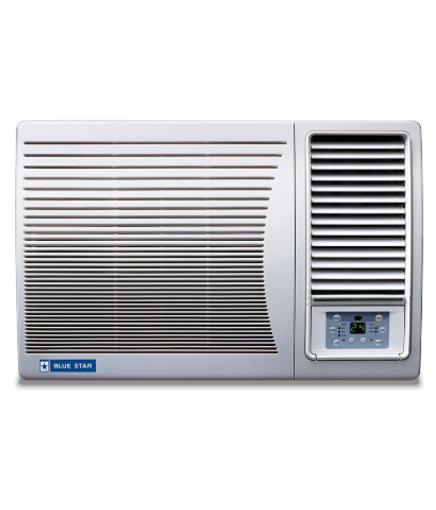 Blue star 1 5 ton 2 star 2w18gar window air conditioner for 1 ton window ac price list 2013