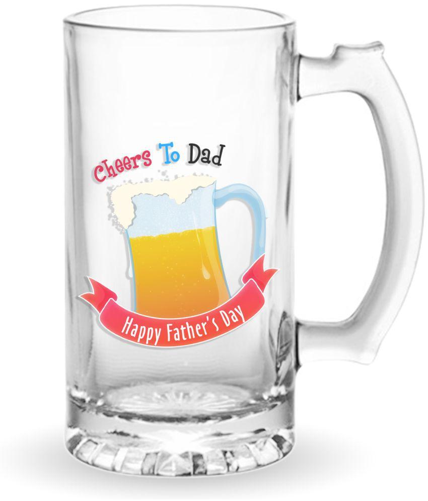 Alwaysgift 750 ml Beer Glasses & Mugs: Buy Online at Best Price in ...