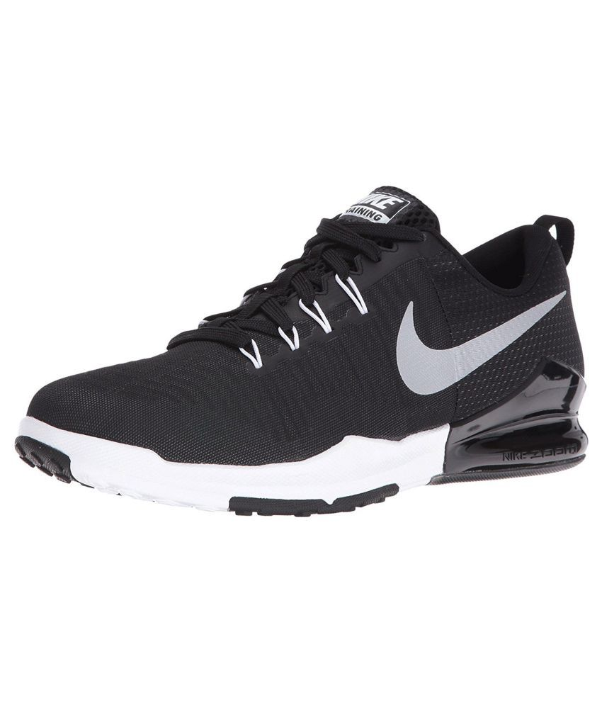 9b2497aaf88e79 Nike Zoom Train Action Black Training Shoes - Buy Nike Zoom Train ...
